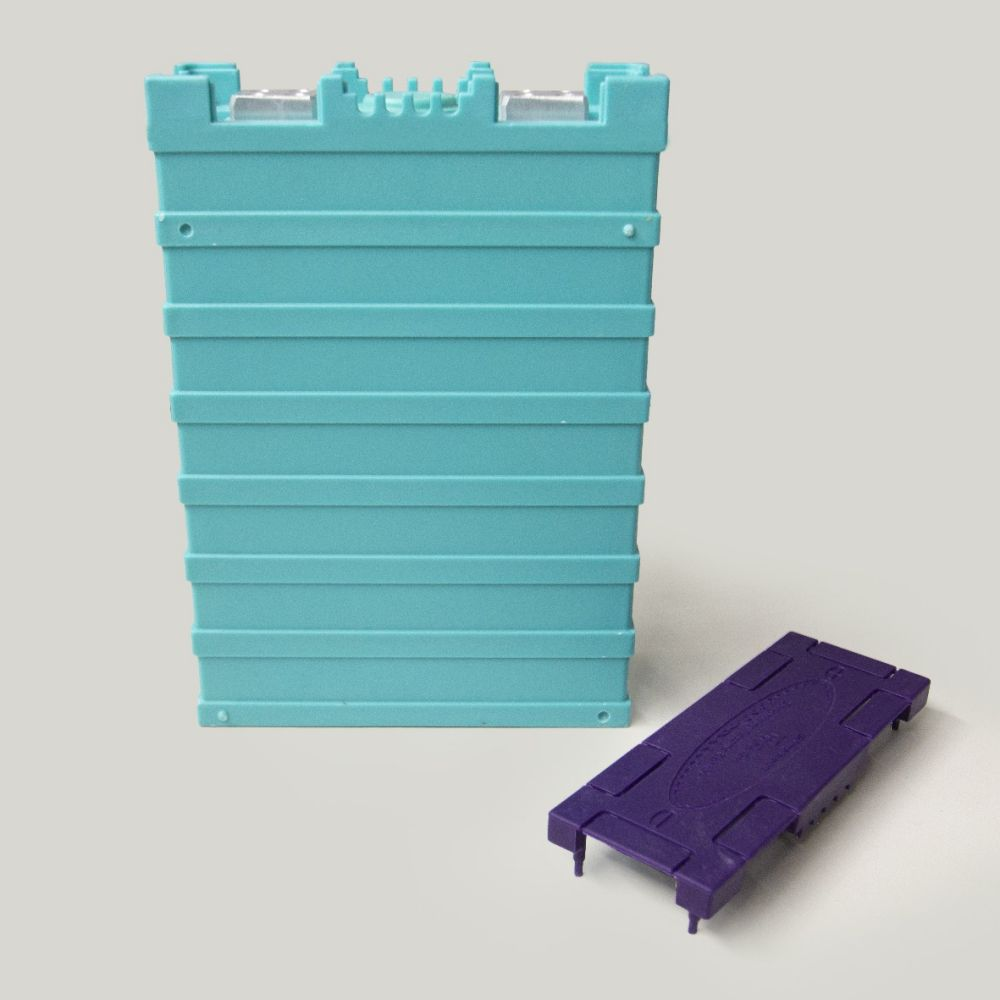Plastic case LFP battery cell